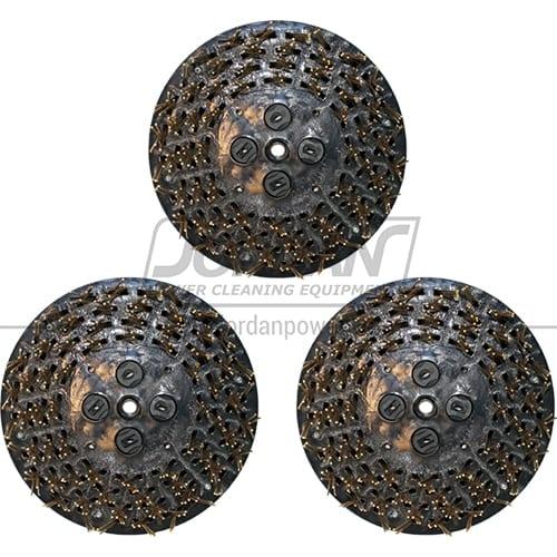 Bronze Non Spark Wire Brushes