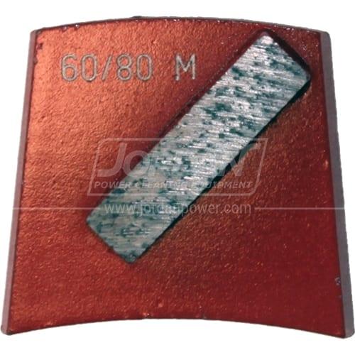 Medium Bond Red Single Segment Blades