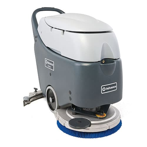 ADVANCE SC450 WALK BEHIND SCRUBBER FOR SALE