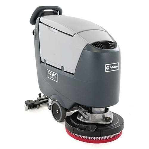 ADVANCE SC500 WALK BEHIND FLOOR SCRUBBER FOR SALE