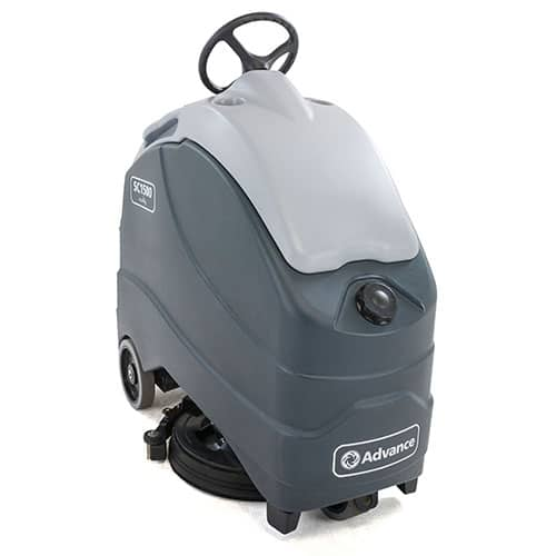 Advance SC1500 Stand-up Autoscrubber for sale