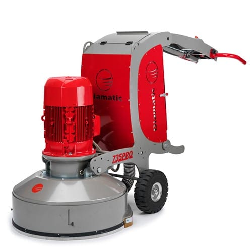 DIAMATIC BMG 735 ULTRAPRO FLOOR GRINDER FOR SALE