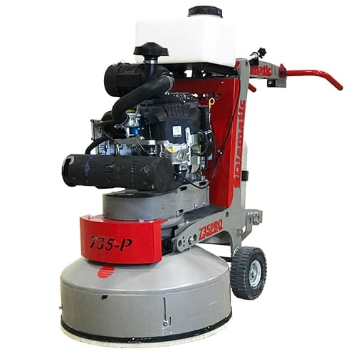 DIAMATIC BMG 735p FLOOR GRINDER FOR SALE