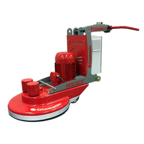 DIAMATIC MPS-1027e Burnisher for sale