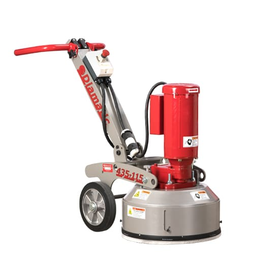 Diamatic BMG 435 FLOOR GRINDER FOR SALE