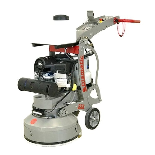 Diamatic BMG 555P FLOOR GRINDER FOR SALE