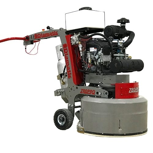 diamatic bmg 780p floor grinder for sale