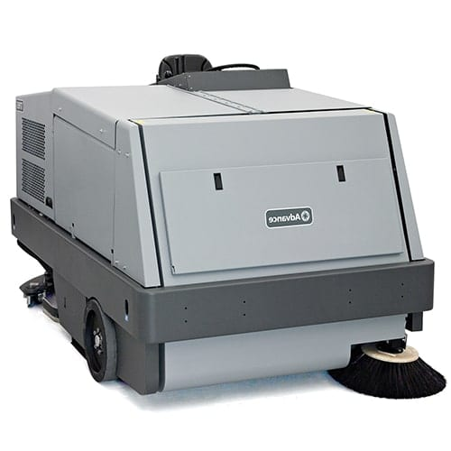 Advance 7765 Rider Sweeper Scrubber for sale