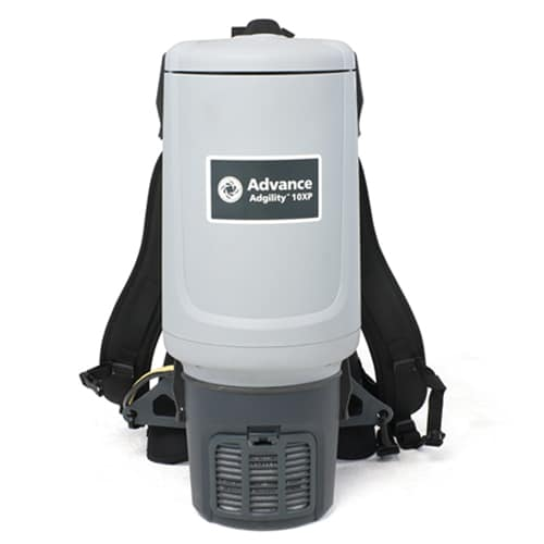 Advance Adgility 10XP Back Pack Vacuum for sale