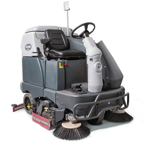 Advance SC6500 40C Rider Sweeper Scrubber