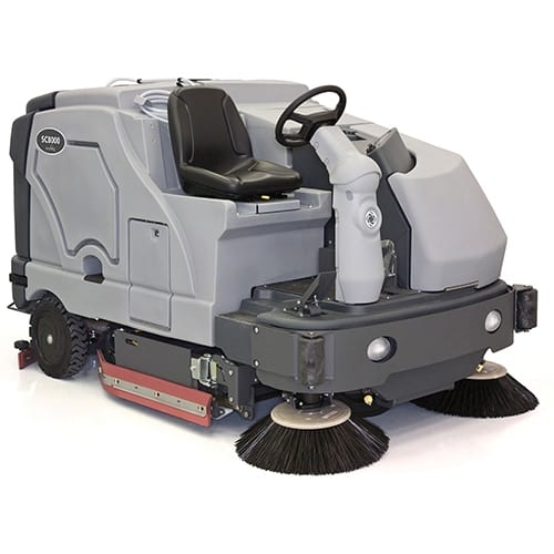 Advance SC8000 Rider Floor Scrubber Rental