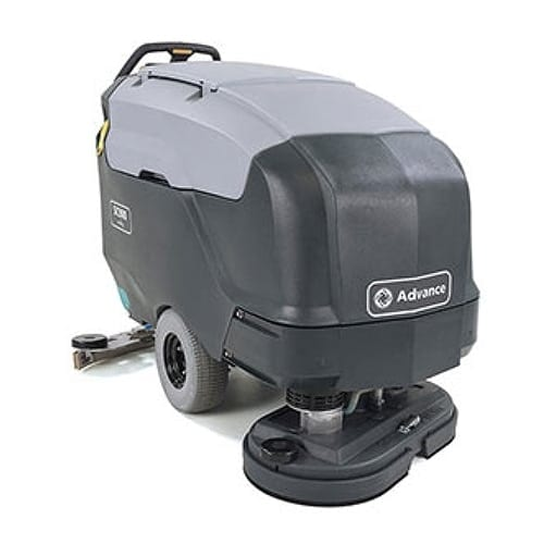 Advance SC900 Walk Behind Floor Scrubber Rental.