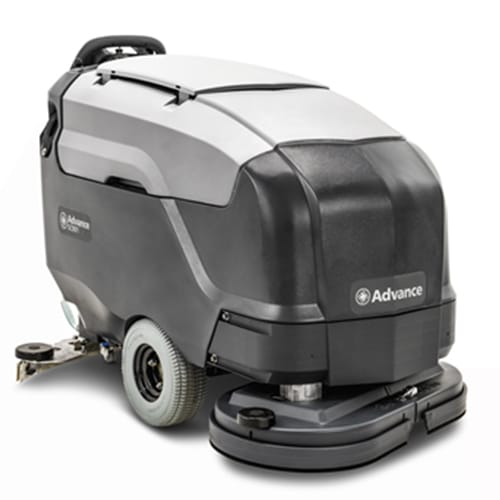 Advance SC901 Walk Behind Floor Scrubber Rental
