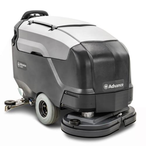 Advance SC901 Walk Behind Floor Scrubber Rental