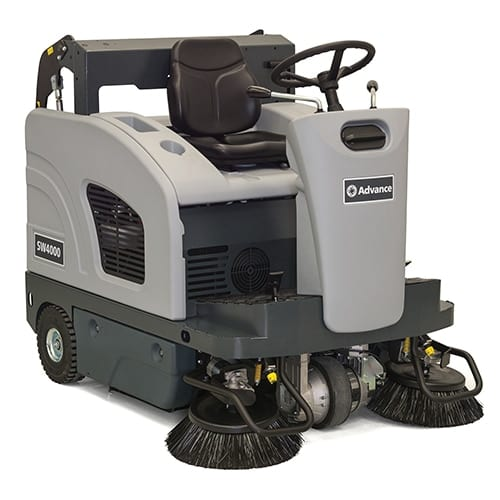 Advance SW4000 Rider Sweeper for sale