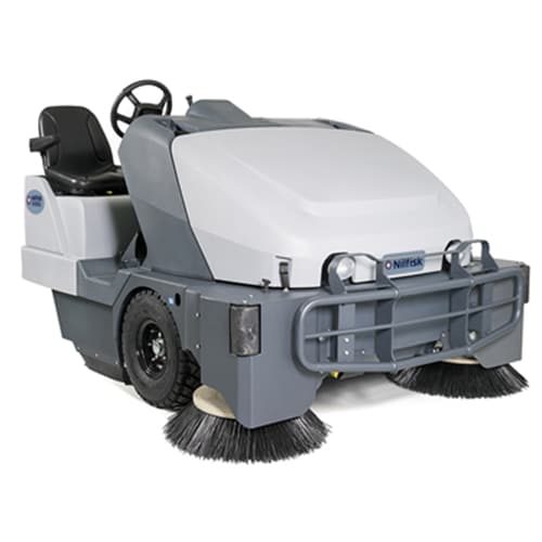 Advance SW8000 77 Rider Sweeper FOR SALE
