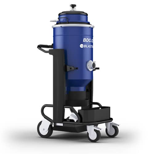 Blastrac BDC-23 dust collector for sale