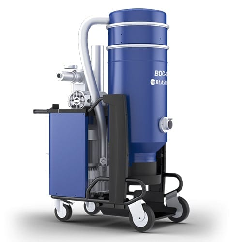 Blastrac BDC-33 dust collector for sale