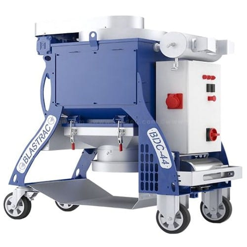 Blastrac BDC-44 dust collector for sale