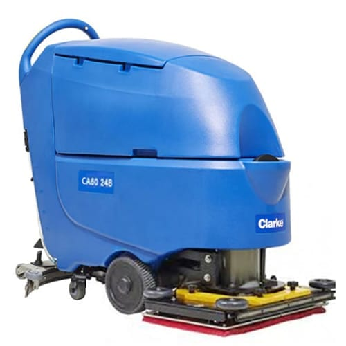 Clarke CA60 Walk Behind Scrubber for sale
