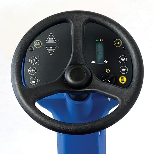 Clarke Focus II 28 BOOST Rider Scrubber for sale
