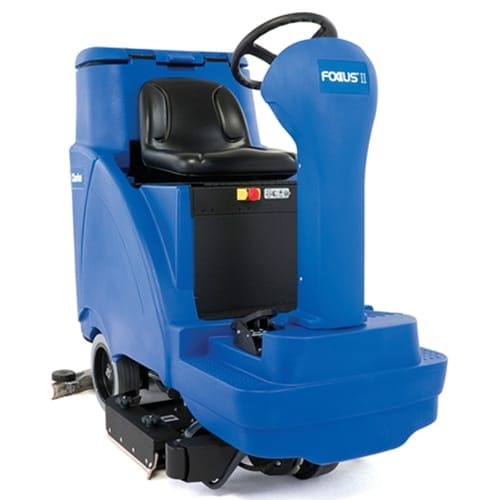 Clarke Focus II 34 Disc Rider Scrubber for sale
