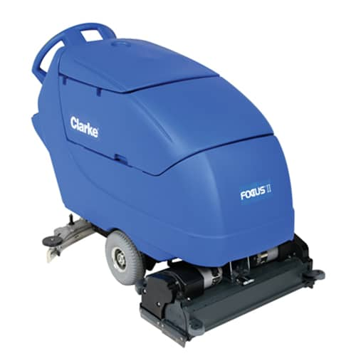 Clarke Focus II Mid-Size CYL 28 Walk Behind Scrubber for sale