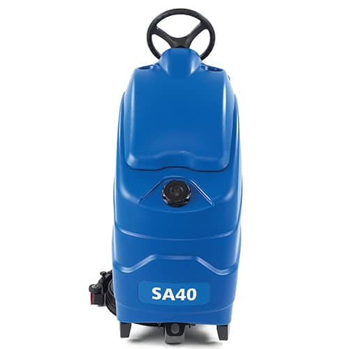 Clarke SA40 20D Disc Stand-Up Rider Scrubber for sale