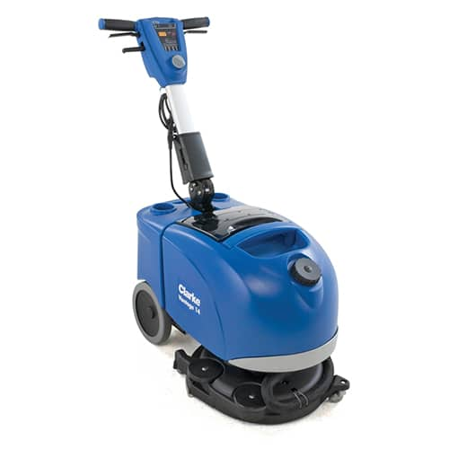 Clarke Vantage 14 Walk Behind Scrubber for sale