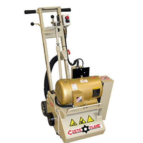 Edco CPM-10-230-1 concrete floor scarifier rental ohio