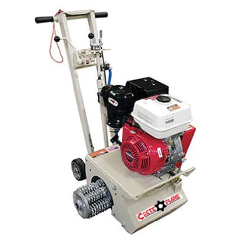 Edco CPM-10-9H CONCRETE floor scarifier rental ohio