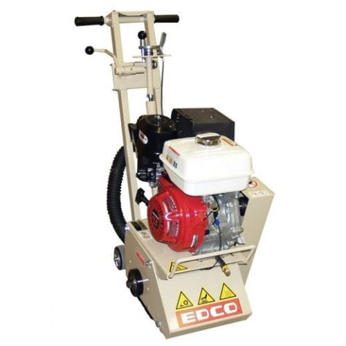 Edco CPM-8-9H CONCRETE floor scarifier rental ohio