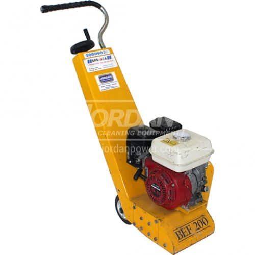SPE-BEF-200-Gas CONCRETE floor scarifier rental ohio