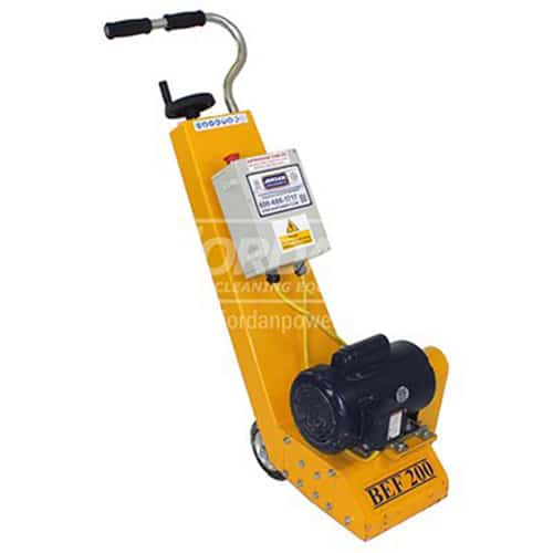 SPE BEF 200 electric concrete floor scarifier rental ohio