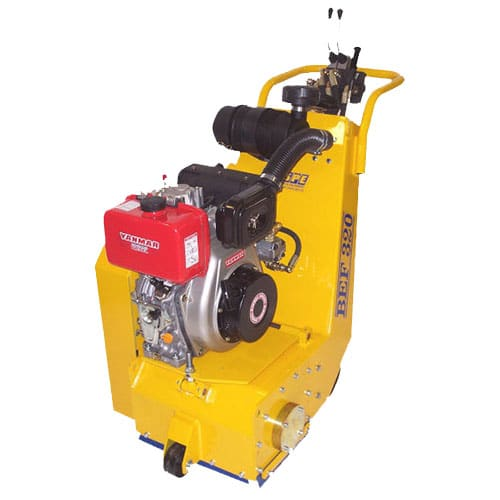 SPE BEF 320 concrete floor scarifier rental ohio