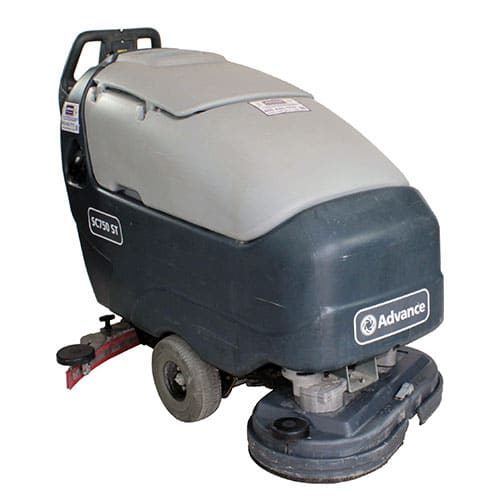 Used Advance SC750 ST walk behind scrubber for sale