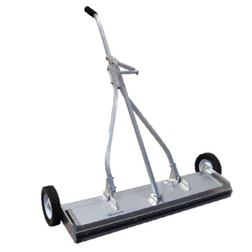 magnet broom sweeper rental ohio