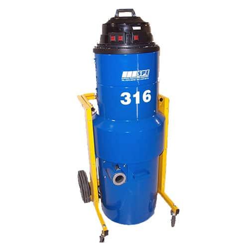 used spe 316 vacuum for sale