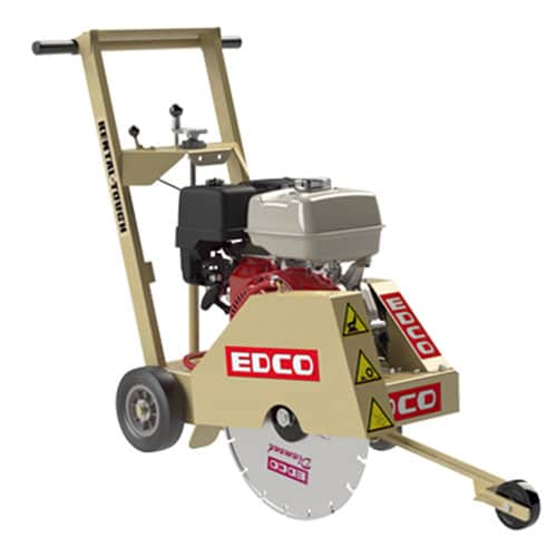 Edco 18″ Compact Saw – Downcut for sale