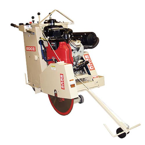 Edco 20″ Self-Propelled Saw for sale