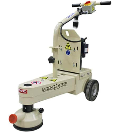 Edco Magna-Trap 7 Turbo Edge Grinder for sale