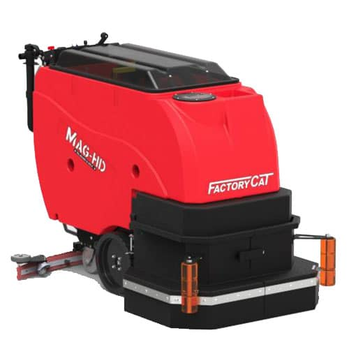 Factory Cat Mag-HD Walk Behind Floor Scrubber for sale