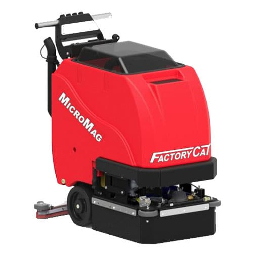 Factory Cat MicroMag Walk Behind Floor Scrubber for sale.
