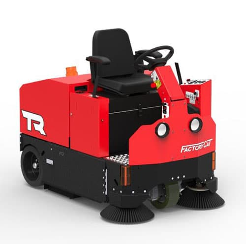 Factory Cat TR Rider Sweeper for sale