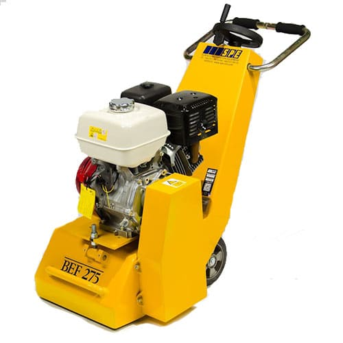 SPE BEF 275 Gas Scarifier for sale