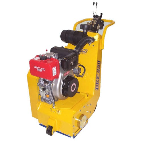 SPE BEF 320 Gas Scarifier for sale