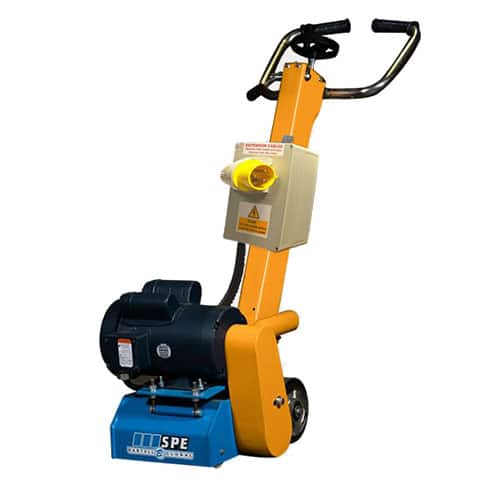 SPE BEF200N-2A Electric Scarifier for sale