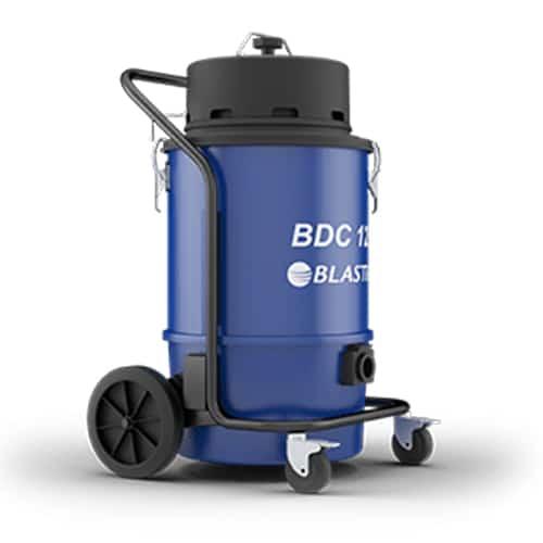 blastrac bdc 1216 vacuum rental ohio