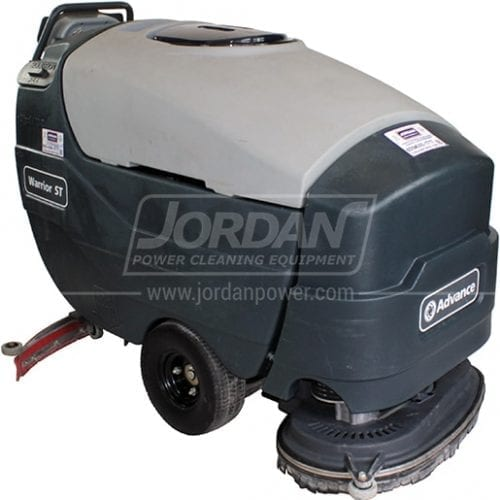 used-advance-warrior-WALK-BEHIND-SCRUBBER-for-sale