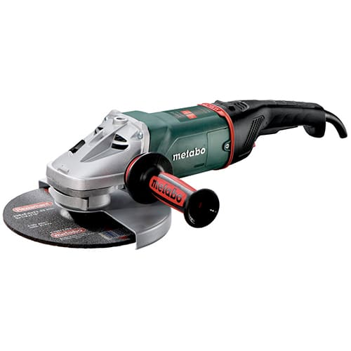 used metabo W 24-230MVT angle grinder for sale